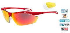 Солнцезащитные очки goggle RAVEN red/white
