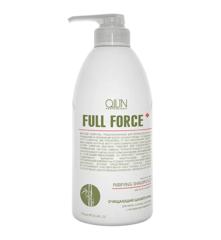 OLLIN full force очищающий шампунь для волос и кожи головы с экстрактом бамбука 750мл