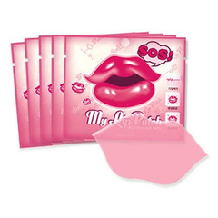 Berrisom Sos My Lip Patch - Маска-патч для губ с коллагеном