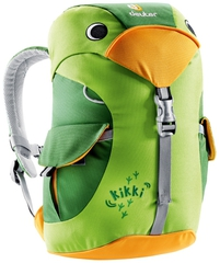 Рюкзак детский Deuter Kikki зеленый