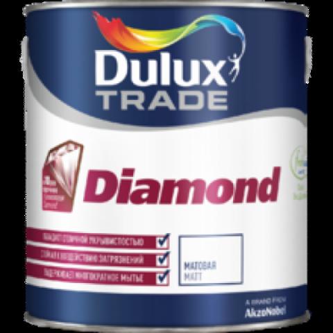 Dulux Diamond Matt/Дулюкс Даймонд Матт Матовая износостойкая интерьерная краска