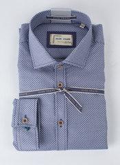 Рубашка Blue Crane slim fit 0136070-190-000-SF-Blue