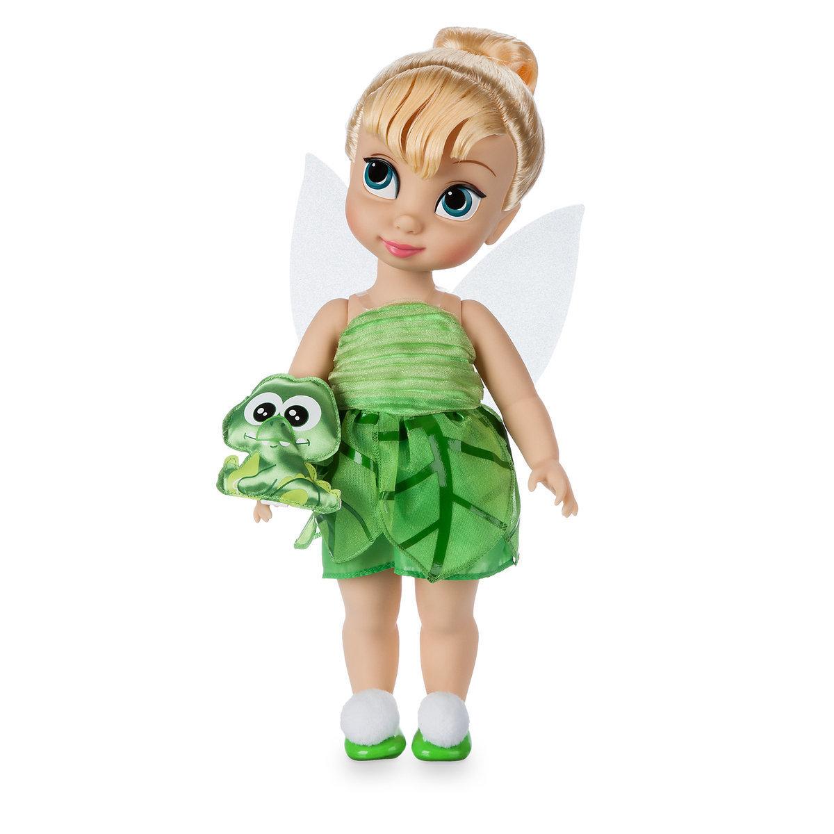 """Кукла """"Маленькая фея Динь-Динь"""" - Disney Animators' Collection"""