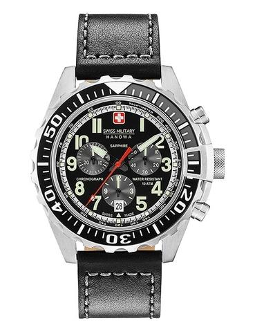 Часы мужские Swiss Military Hanowa 06-4304.04.007.07 Touchdown Chrono