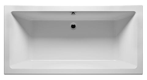 Акриловая ванна Riho LUGO 180x80  (с тонким бортом)