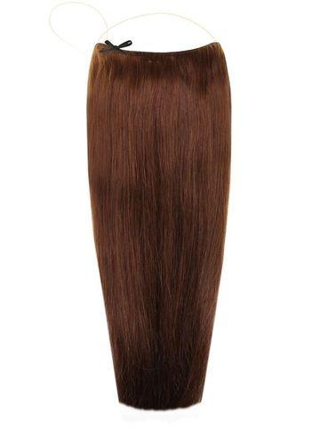 Волосы на леске Flip in- цвет #4- длина 60 см