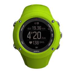 Наручные часы Suunto Ambit3 Run Lime HR SS021260000