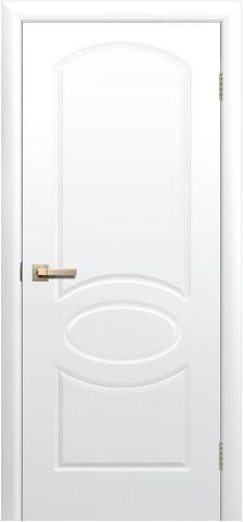Дверь Сибирь Профиль Соната ДГ, цвет белый, глухая