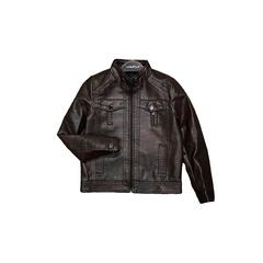 Куртка экокожа мальчику (5-12) 180918-013