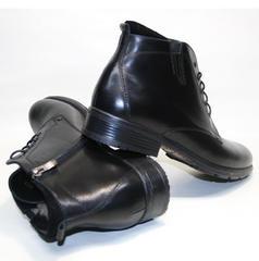 Мужские зимние ботинки на толстой подошве Ikoc 2678-1 S