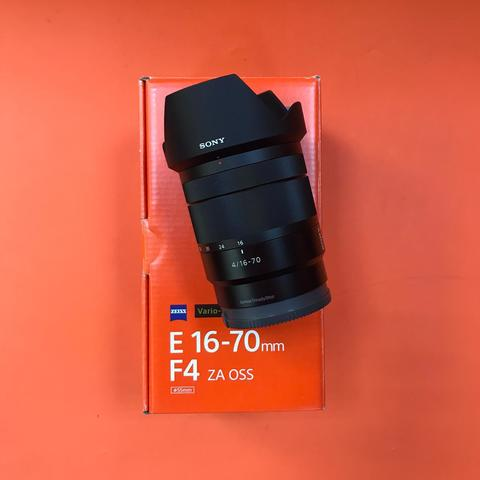 Объектив Sony 16-70mm SEL1670Z Комиссия