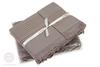 Набор полотенец 3 шт Luxberry Simple шоколад