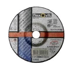 Шлифовальный круг по металлу FLEXOVIT 76х4,5х10 мм