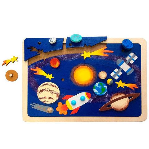 Мозаика двухуровневая Солнечная система, Крона 143-071