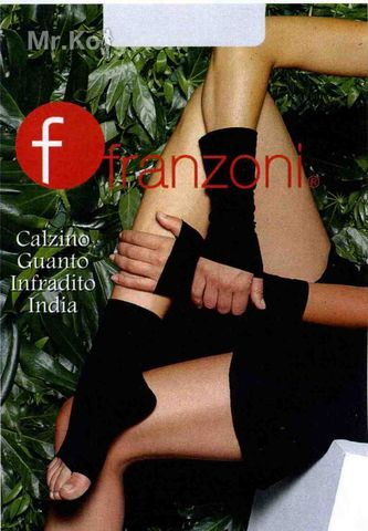 Носки Franzoni Guanto Infradito India Calz.