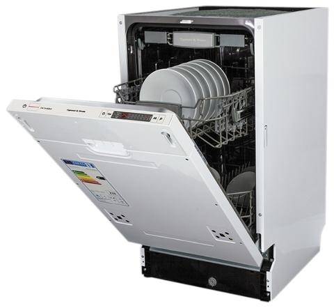 Встраиваемая посудомоечная машина Zigmund & Shtain DW 129.4509 X