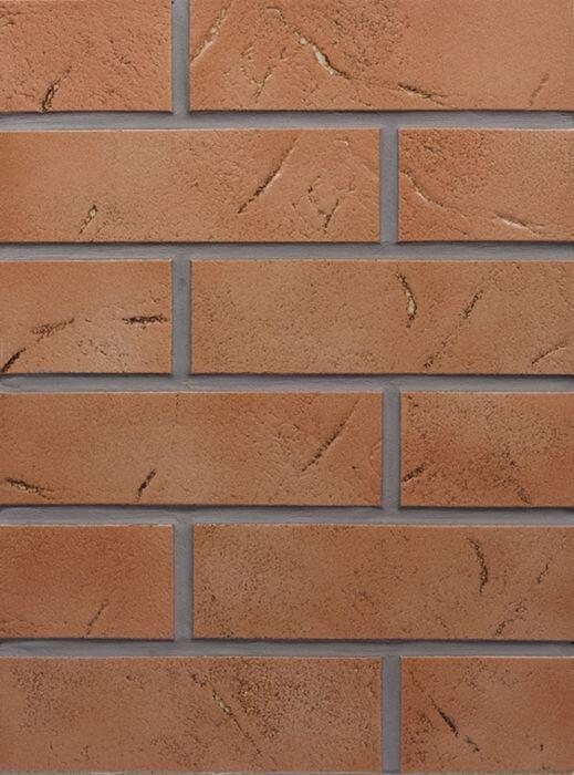 Плитка для фасада и внутренней отделки ABC, Antik, Kupfer, 240х71х8, NF