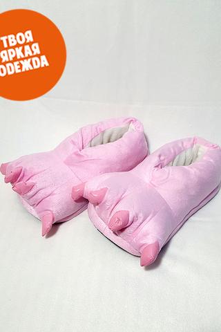 Тапочки Нежно-Розовые