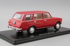 VAZ-2102 Zhiguly Lada red 1:24 Legendary Soviet cars Hachette #26