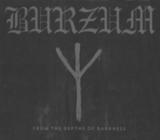 Burzum / From The Depths Of Darkness (RU)(CD)