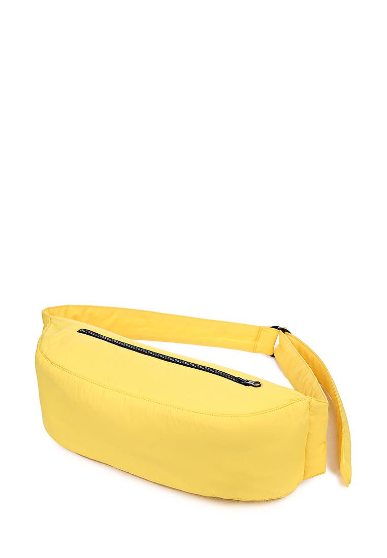 Сумка поясная желтая (FW0441)