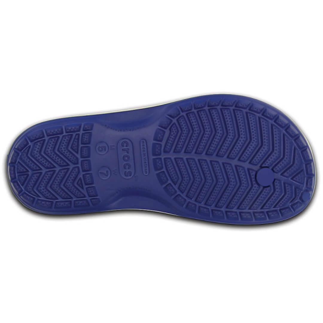Шлепанцы Crocs Crocband Flip Лазурный синий