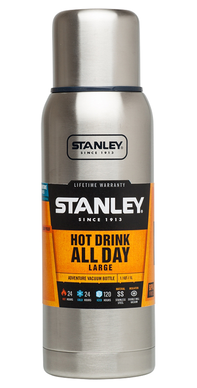 Термос Stanley Adventure (1 литр) стальной