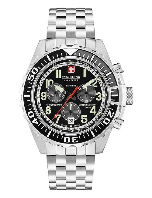 Часы мужские Swiss Military Hanowa 06-5304.04.007 Touchdown Chrono