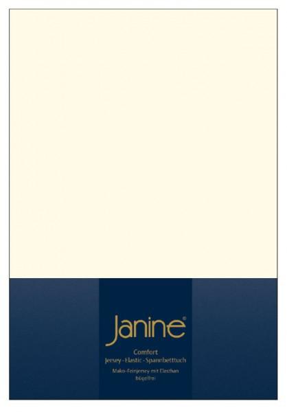 На резинке Простыня на резинке 140-160x200 Janine Elastic-Jersey 5002 светлые сливки elitnaya-prostynya-na-rezinke-elastic-jersey-5002-svetlye-slivki-ot-janine-germaniya.jpg