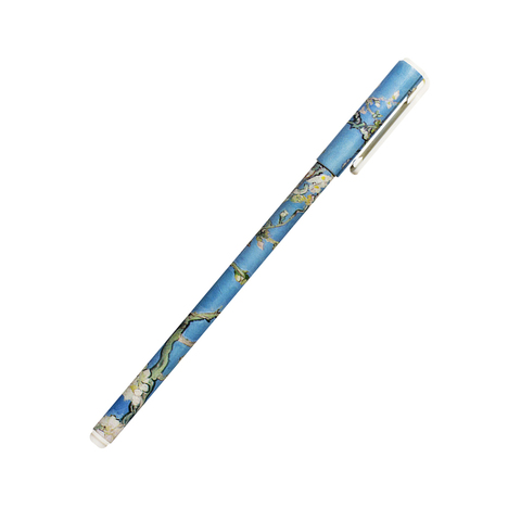 Ручка Van Gogh 5 черная гелевая