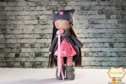 Кукла Кэтти из коллекции - Winter doll