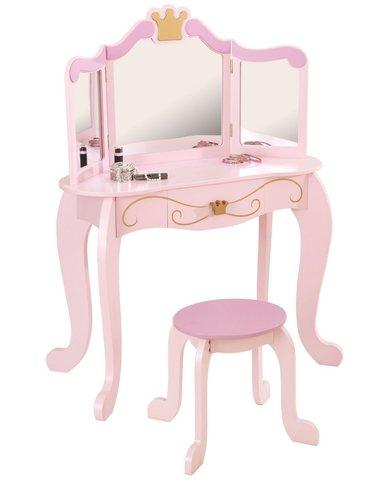 KidKraft Принцесса - туалетный столик 76123_KE