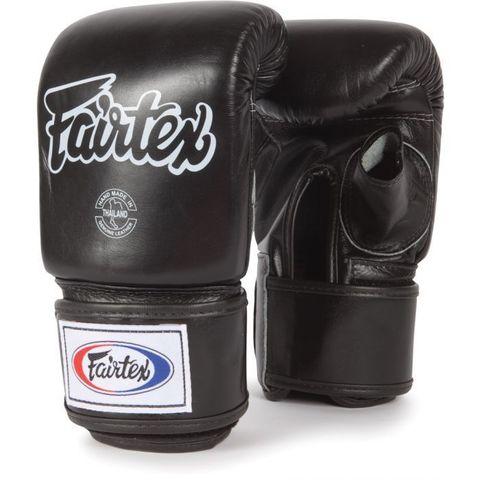 Перчатки снарядные Fairtex Bag gloves TGO3 Black