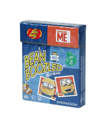 Bean Boozled Jelly Belly Миньоны (45 гр.)