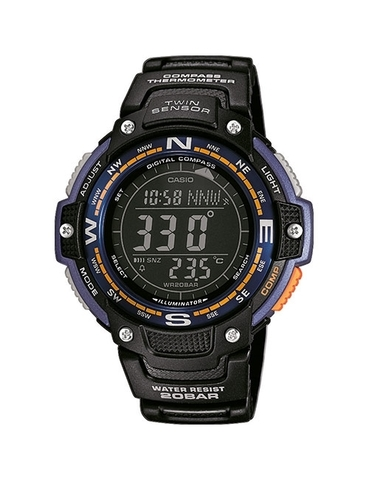 Часы мужские Casio SGW-100-2B Casio Collection