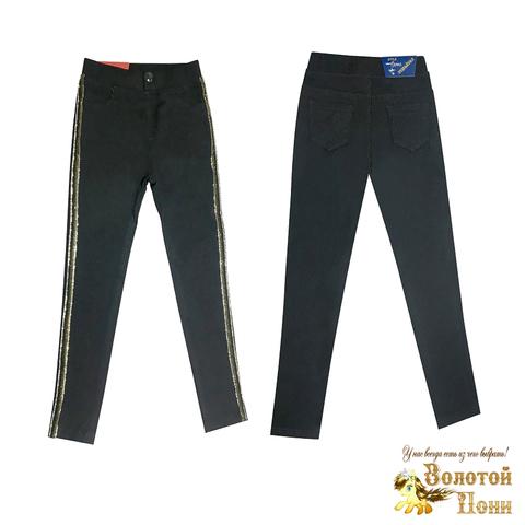 Джеггинсы девочке (116-146) 200129-D602100