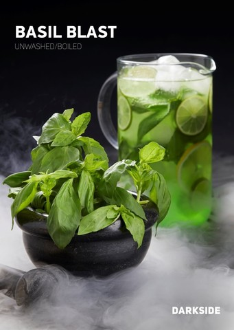 Dark Side Basil Blast 100г