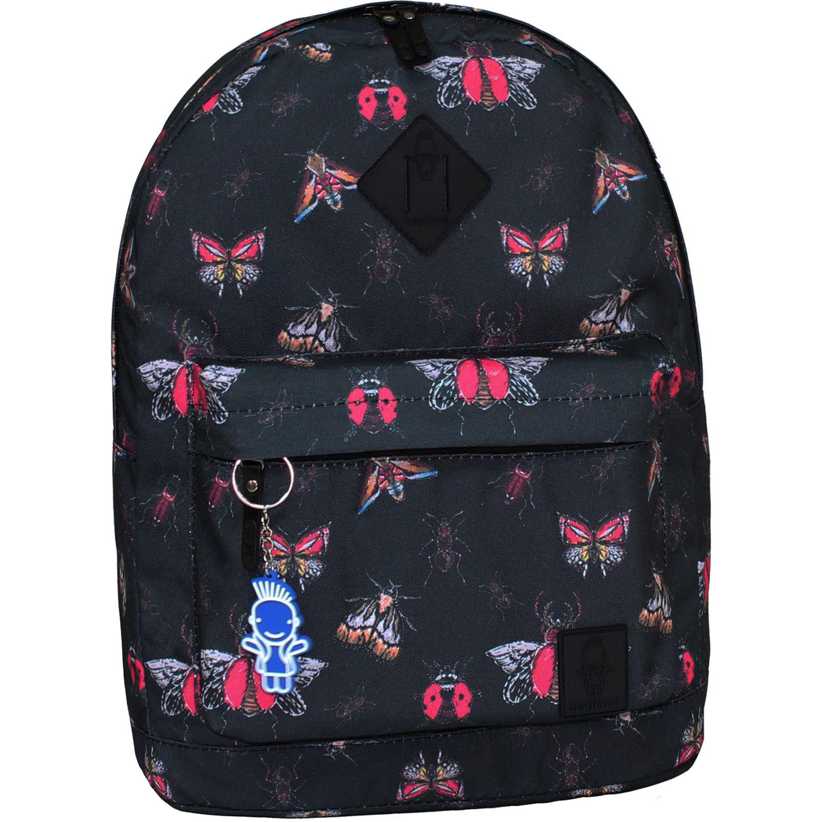Городские рюкзаки Рюкзак Bagland Молодежный (дизайн) 17 л. сублимация 154 (00533664) IMG_6998_154.JPG