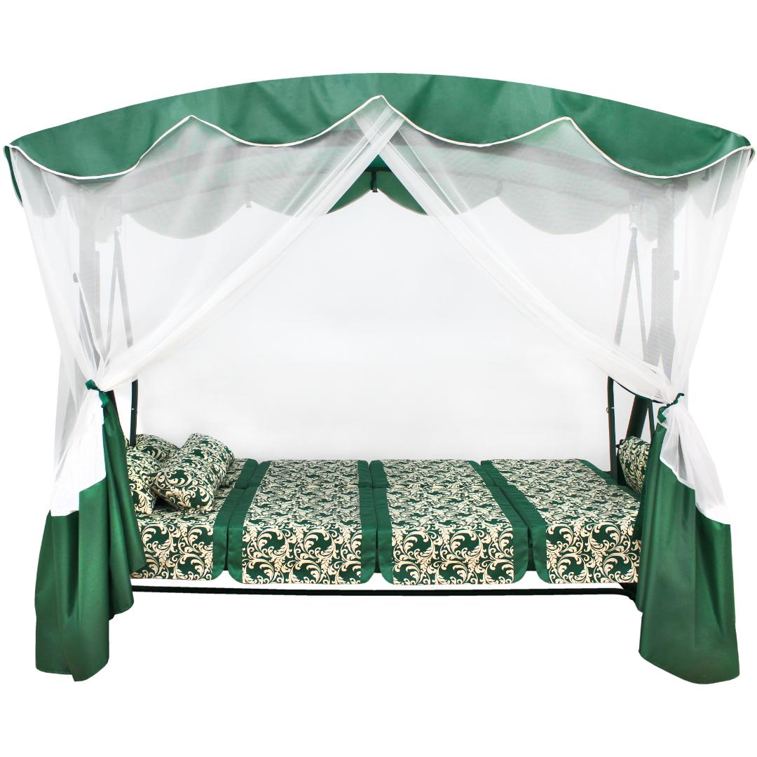 Дефа Люси Премиум зеленый кровать