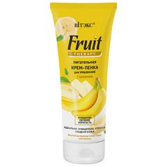 Питательная крем-пенка для умывания с бананом, 200 мл. Fruit Therapy для лица