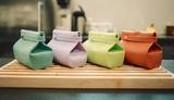 Ланч-Бокс для бутербродов Foodbag, голубой