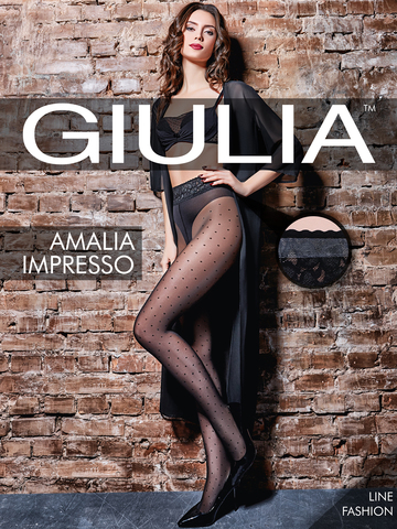 Колготки Amalia Impresso 01 Giulia