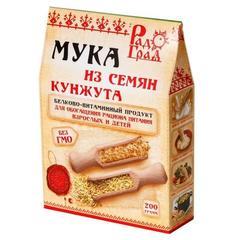 Мука кунжутная, Радоград, 200 г.