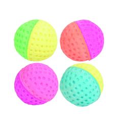 Trixie Мягкие шарики, 4 шт., поролон, ф 4.3 см
