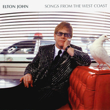 Elton John ‎/ Songs From The West Coast (CD)