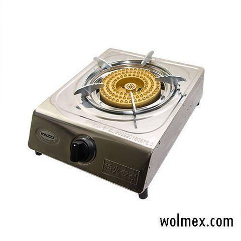 Плитка газовая, Wolmex KGS-4,8R1, 4 кВт