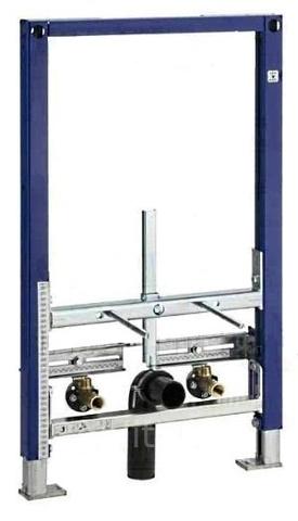 Система инсталляции для биде Geberit Duofix 111.524.00.1 в гипсокартон или перед кап. стеной, высота 82 см