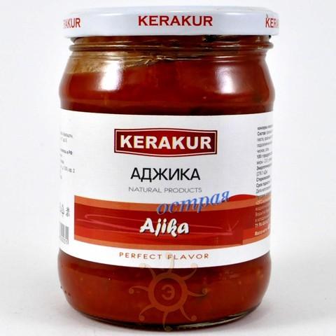 Аджика (армянская) острая Керакур, 510г