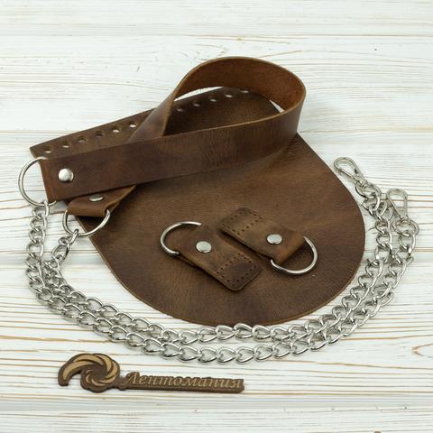 """Комплект для сумочки""""Crazy Horse"""" №1"""