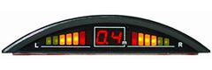 Парктроник (парковочный радар) SHO-ME 2616 на 4 датчика
